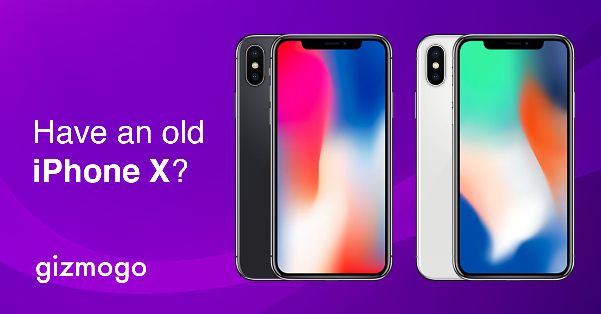 Have an old iPhone X? Here's how to sell it!
