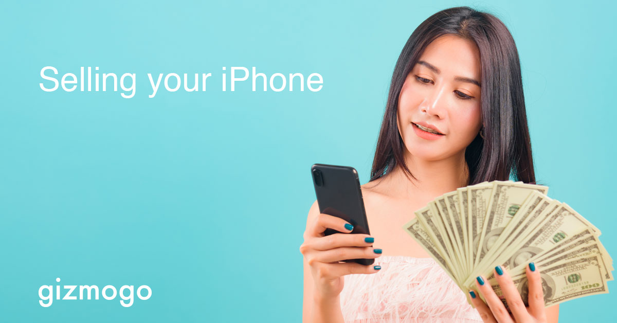 Selling my iPhone – the whole process