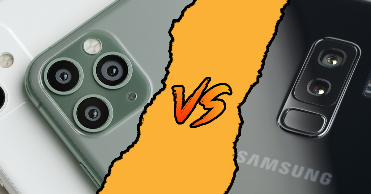 Is Samsung or iPhone camera better? Let's find out!