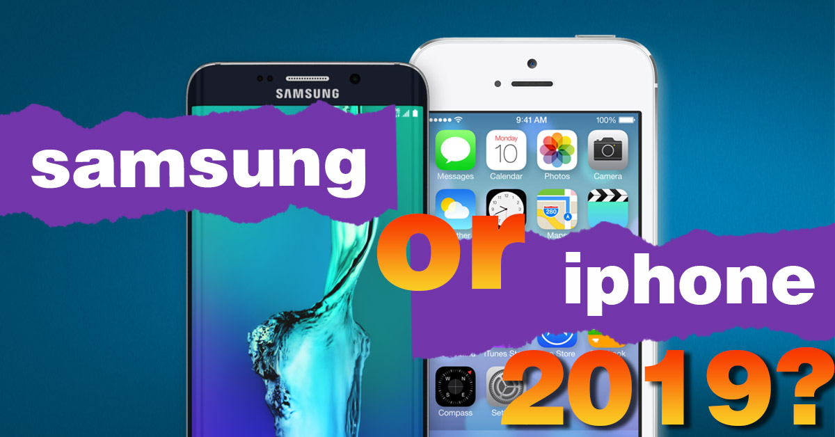 Which was more successful in 2019 – Samsung or iPhone?