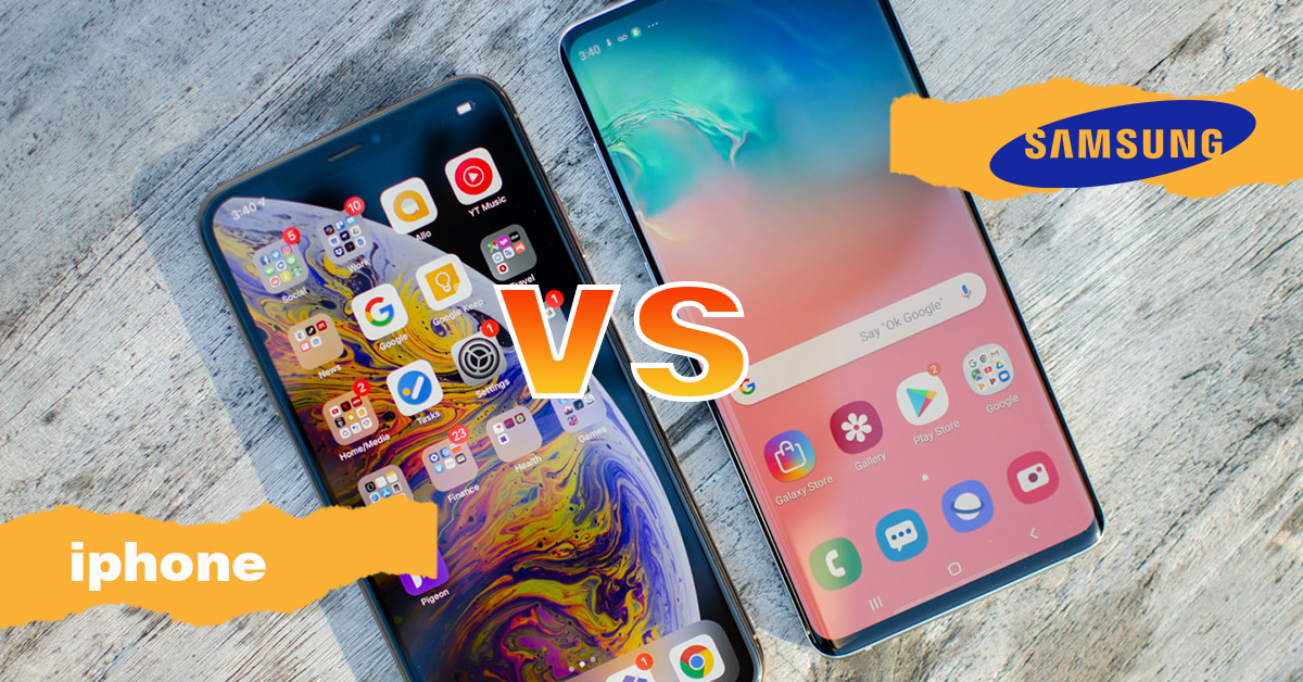 Samsung vs iPhone – which is best? What do you think?