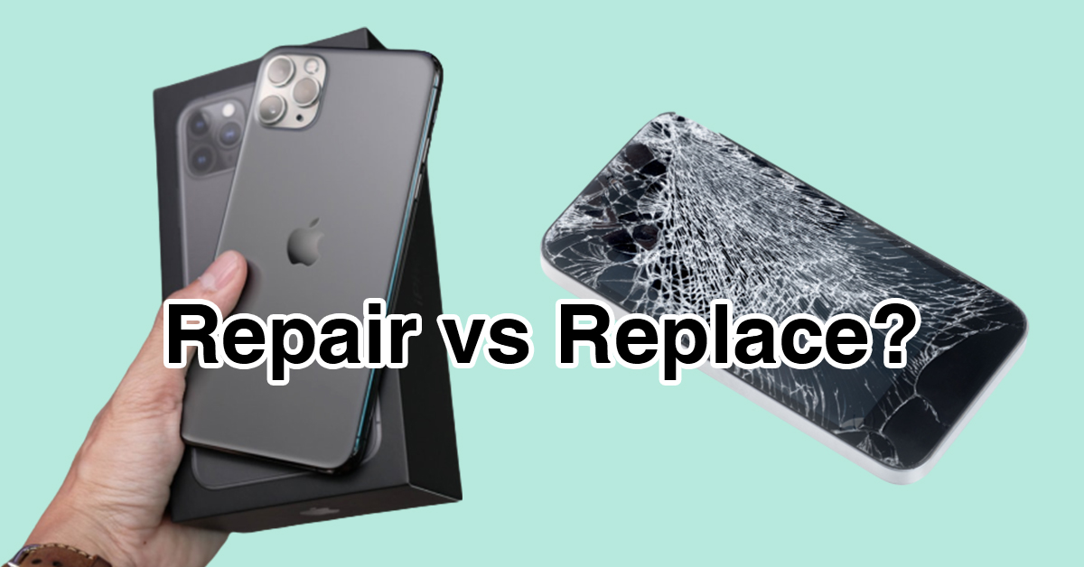 Repair vs Replace: 6 Reasons Why You Should Buy a New iPhone