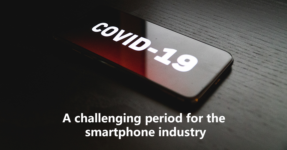 A challenging period for the smartphone industry