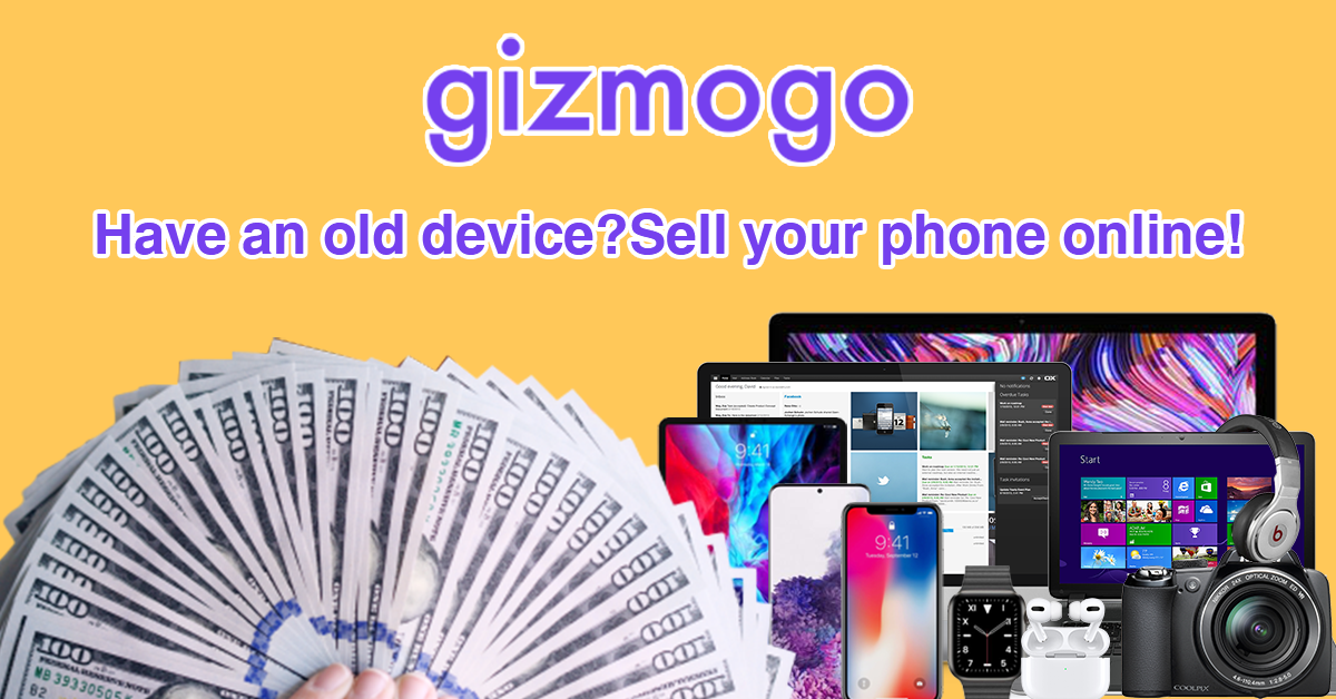 Have an old device? Sell your phone online!