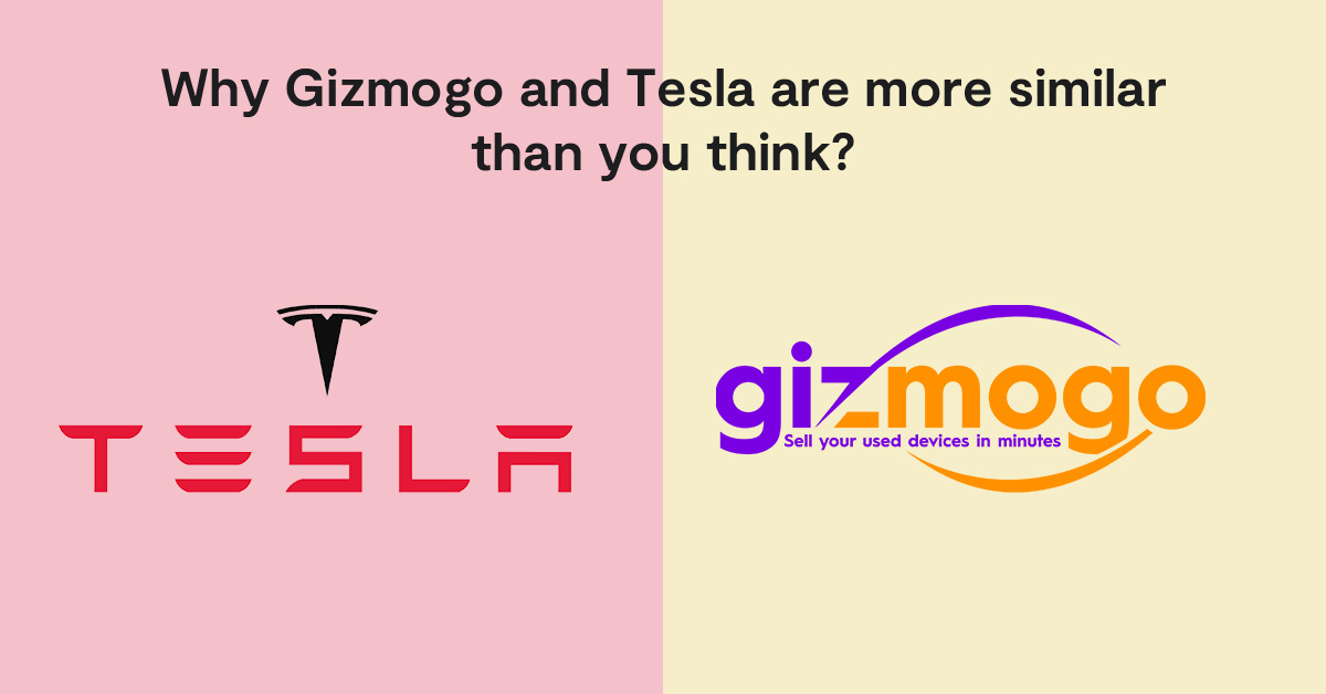 Why Gizmogo and Tesla are more similar than you think?