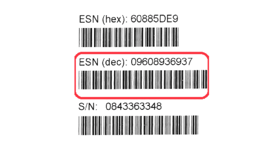 How to check your phones ESN and IMEI