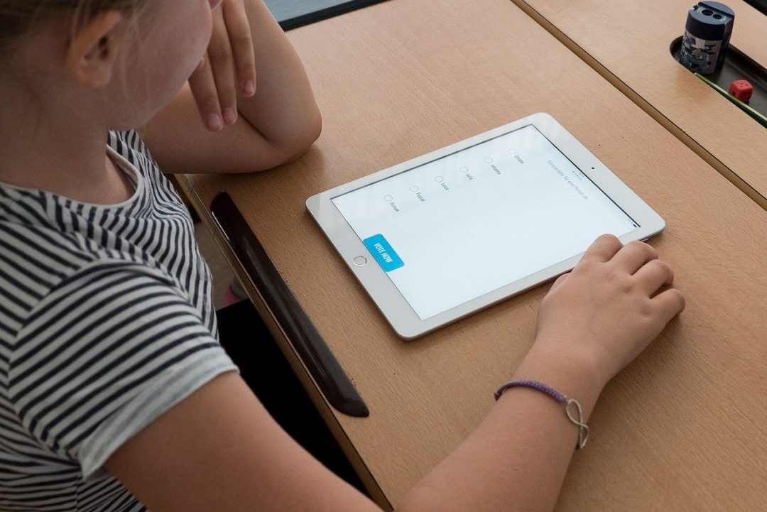 A School Tablet & a Mom on a Budget