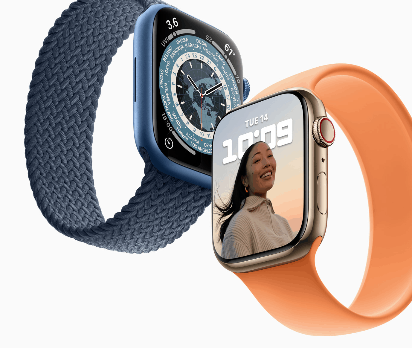 Apple Watch 7 Orders Start Friday October 8th
